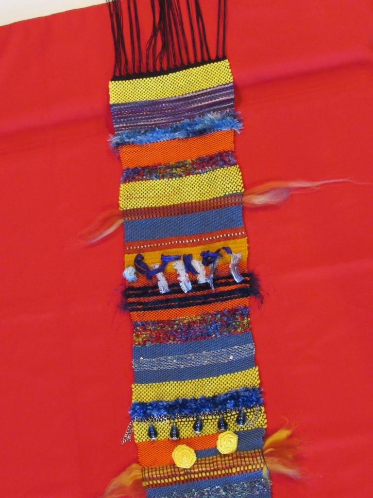 Saori Weaving Finished Project (3) web