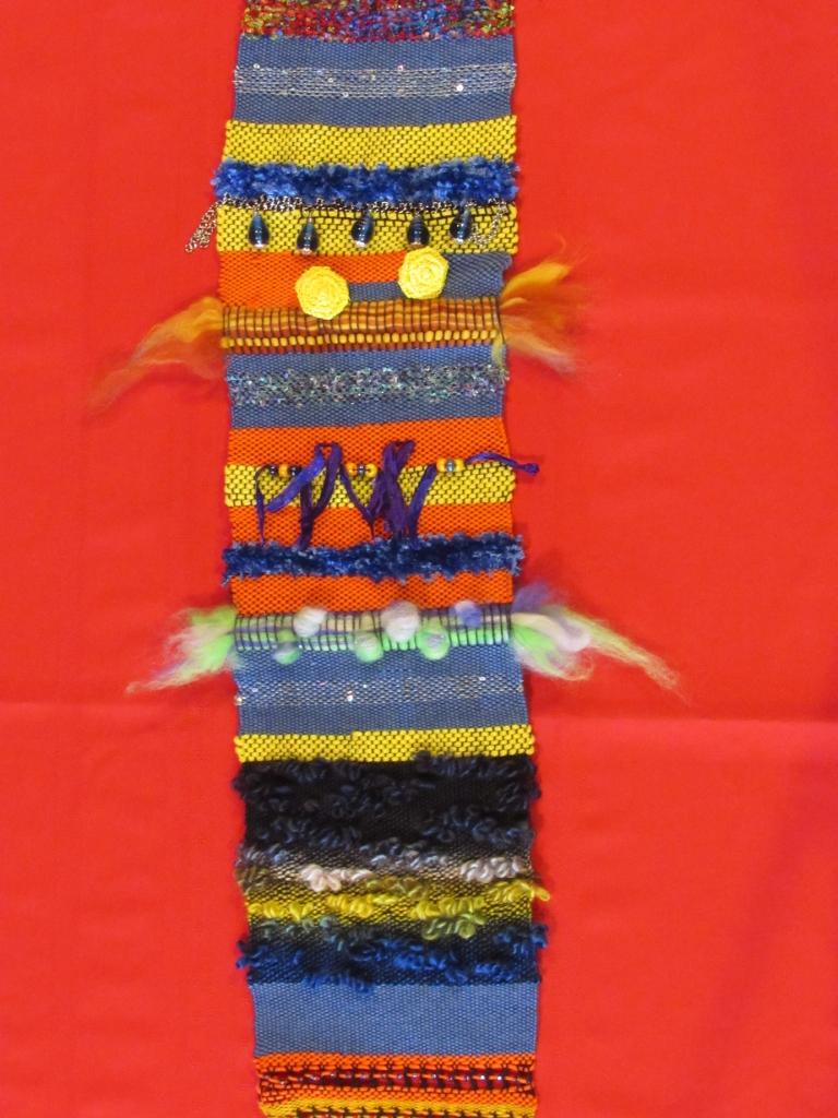 Saori Weaving Finished Project (4) web
